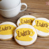 Galletas decoradas: Maratón Gilmore girls