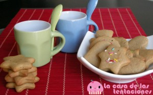 galletas de cafe