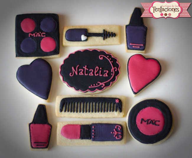 Galletas decoradas moda